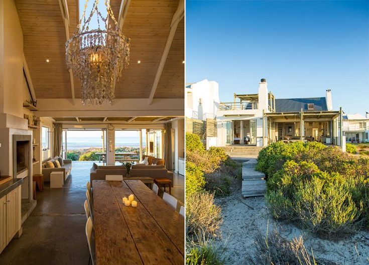 Group holiday accommodation - Driftwood, in Paternoster