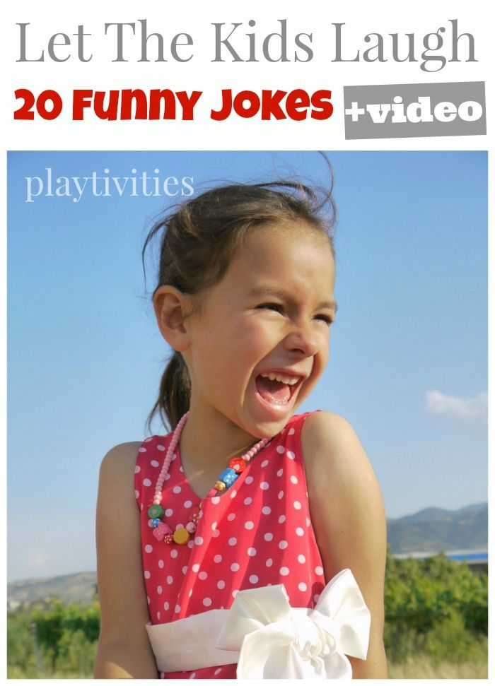 Funny Jokes For Kids plus a funny kid video parody