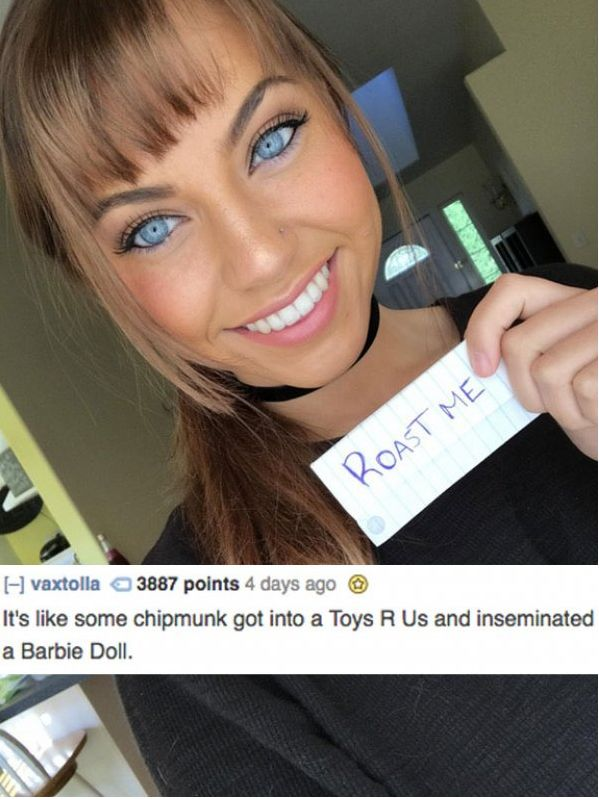 17 Women Who Got Roasted To A Crisp - Funny Gallery | eBaum's World