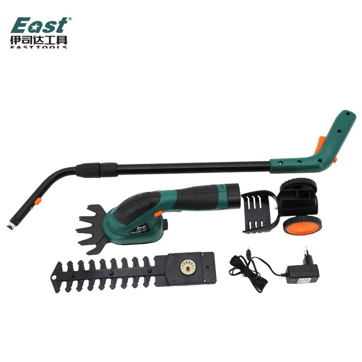 140.84$  Watch now - http://alir13.shopchina.info/1/go.php?t=32808694794 - Freeshipping East ET1502 Power Tools 7.2V Combo Lawn Mower Li-Ion Rechargeable Hedge Trimmer Grass Cutter Cordless Garden Tools 140.84$ #buymethat
