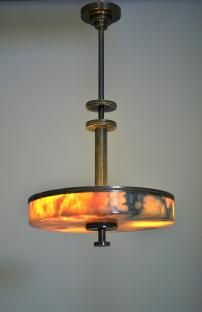 Art Deco Lighting. @Deidra Brocké Wallace