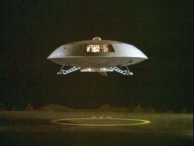"""The Jupiter 2 from """"Lost in Space"""""""