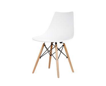 eetkamerstoel design wit
