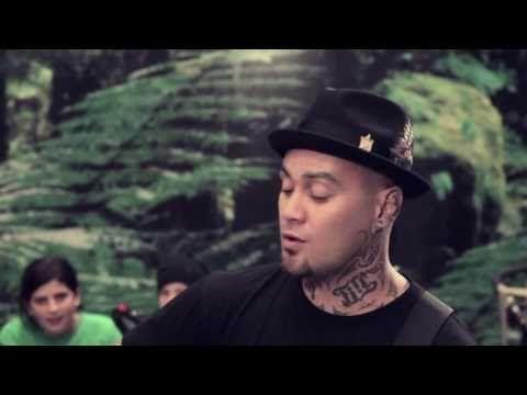 Tiki Taane sings Starship Lullaby in English then te reo Maori