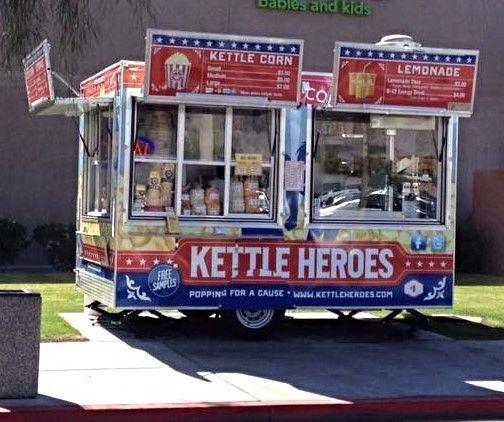 Food Truck Locations
