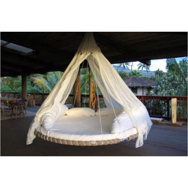 Cool patio hammock