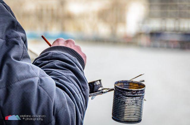 Stefanodav's Shot-Blog: The Artist...