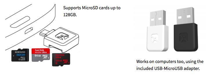 Dash Micro USB