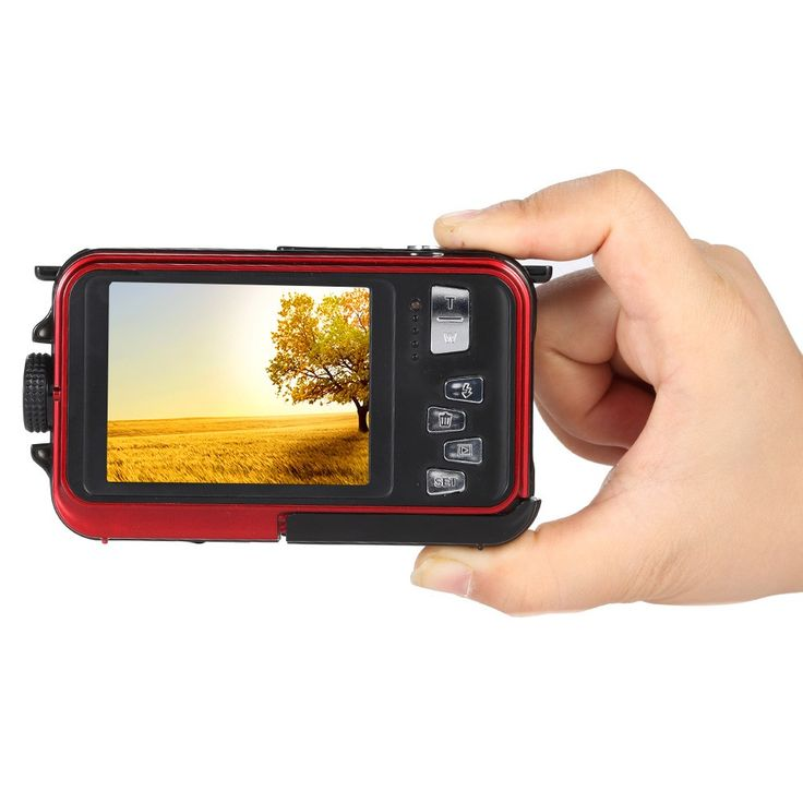 Best Amkov Double Dual Digital Camera Sale Online Shopping