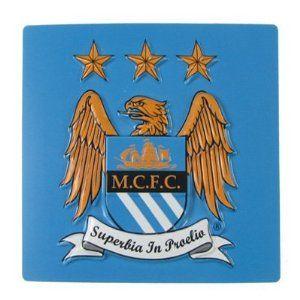 Manchester City FC. Square Fridge Magnet by Manchester City F.C.. $8.25. Fridge Magnet. Official Licensed Product. Manchester City F.C.. Approx 8cm x 8cm. MANCHESTER CITY F.C. Fridge Magnet Approx 8cm x 8cm Official Licensed Product