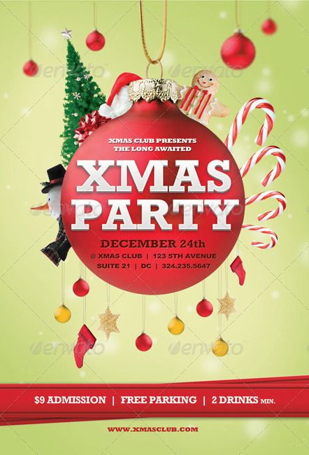 22 best design images on Pinterest Christmas parties, Christmas - free printable christmas flyers templates
