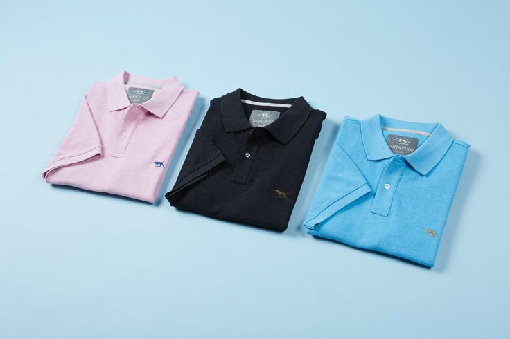 These polo shirts feature the famous Rodd & Gunn pointer dog embroidery and are year round staples that are sure to become wardrobe favourites.