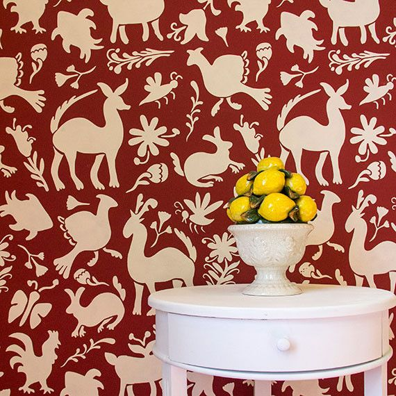 Wall Stencil Art 178 best stencils images on pinterest   stencils, drawings and crafts