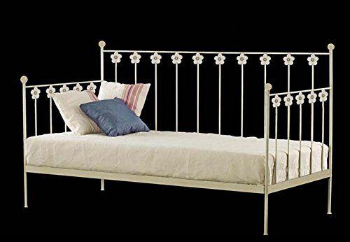 Sofa-Cama de forja Mod. MARGARITA ✿ ▬► Ver oferta: https://cadaviernes.com/ofertas-de-sofa-cama-forja/