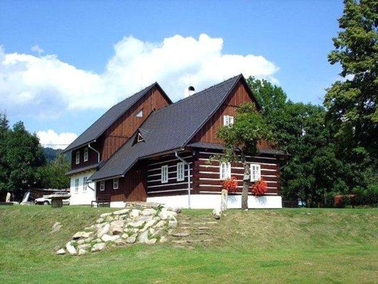 Jesenická chalupa - cottage