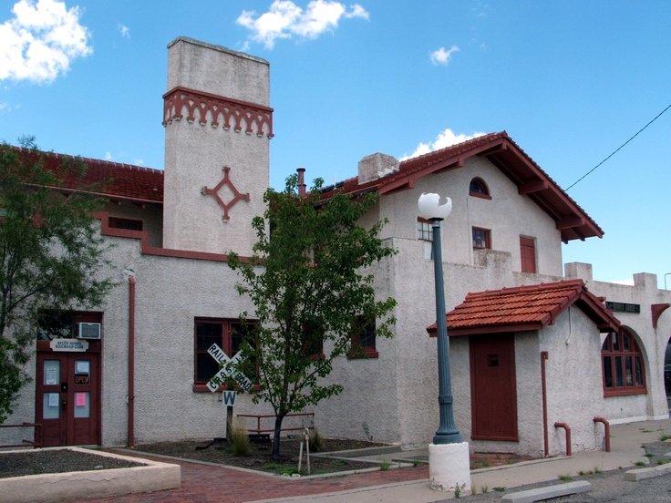 Belen, NM Harvey House