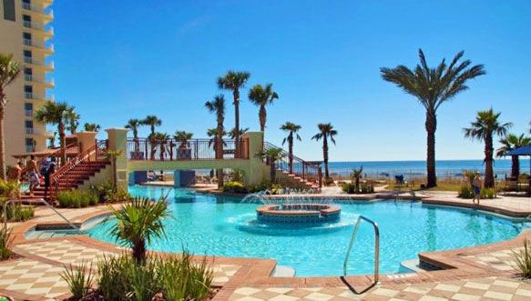 Shores of Panama by Oaseas Resorts in Panama City Florida. Been here is nice