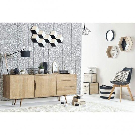 Mobili in stile vintage - I mobili in stile vintage sono una delle tendenze arredamento soggiorno 2016.