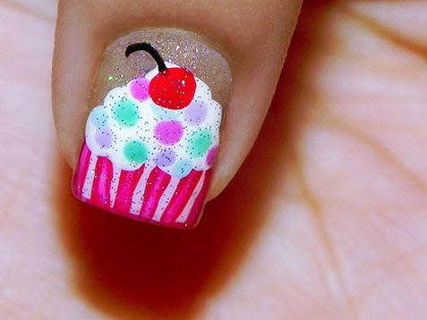 Funky DIY Nail Art Designs For You and Your Teen