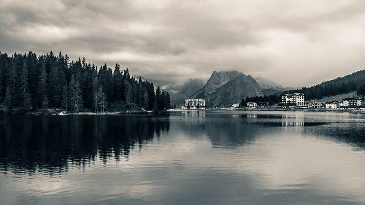 lago di Misurina by Luigi Alesi on 500px