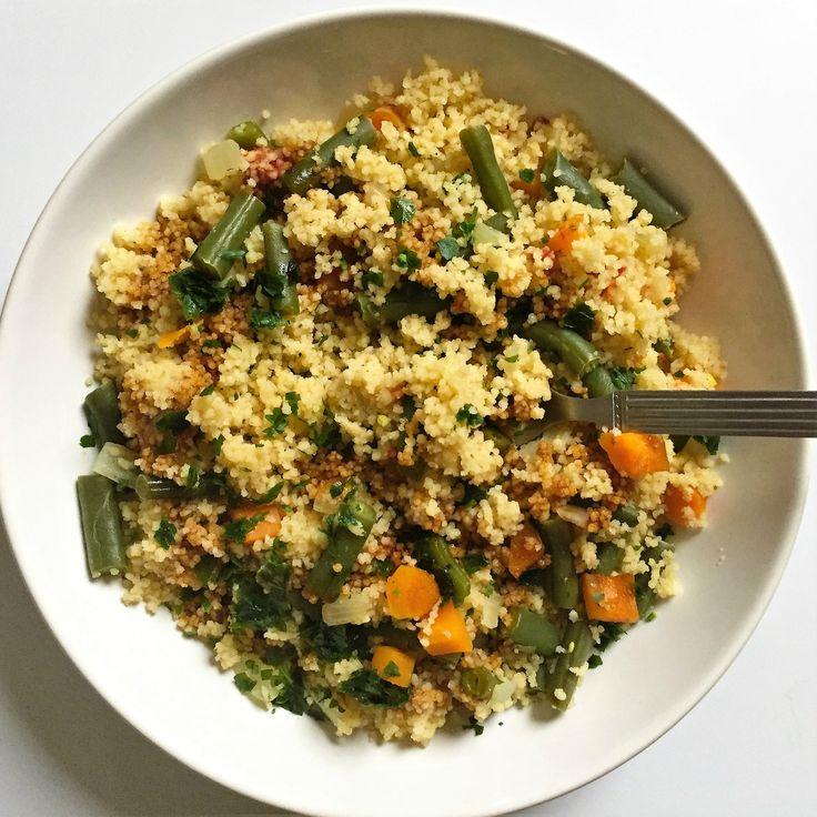Couscous Vegetarian Recipes Simple