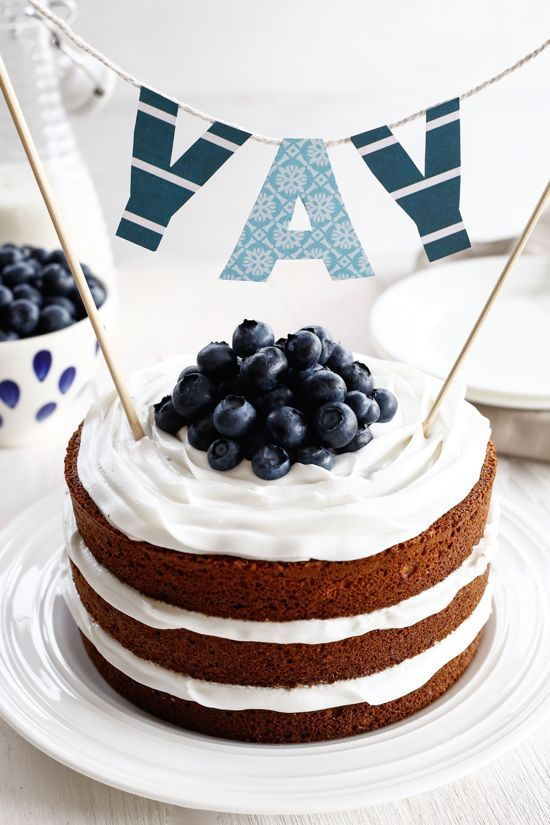 paleo birthday cake (made with almond flour & coconut flour)