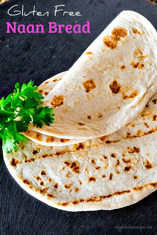 GLUTEN FREE NAAN BREAD Naan bread is an Indian-style flatbread that is soft and served with Indian curry dishes and dips. This amazing gluten free naan bread version is fairly easy to make as long as you allow time for the dough to rise. I especially love to incorporate naan bread with hearty soups or stews; the bread is […]