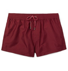 Dolce & Gabbana Boxer Swim Shorts - dangerous tanning beasts for the Dubai summer season.