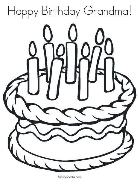 Best 20 Happy Birthday Grandma ideas on Pinterest Kids