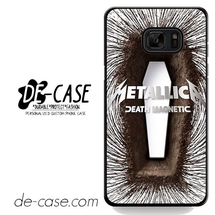 Metallica Death Magnetic DEAL-7097 Samsung Phonecase Cover For Samsung Galaxy Note 7