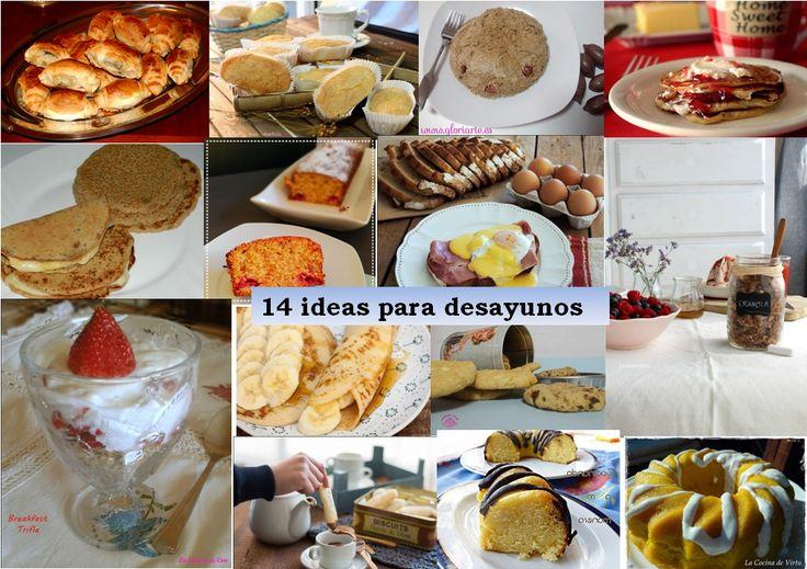 25+ best Ideas para desayunos on Pinterest | Ideas ...