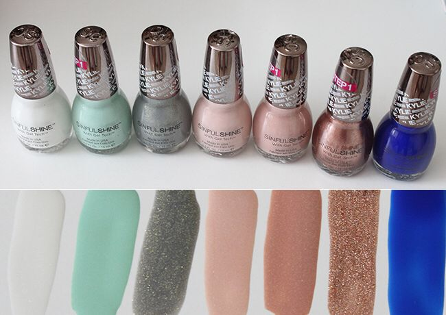 sinful colors king kylie collection - Vernis Sinful Colors