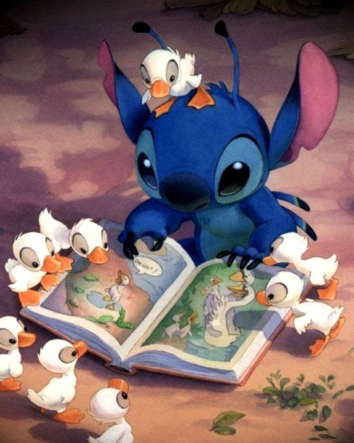 Lilo & Stitch... i love this kid!! One day, I will have a stuffed animal Stitch... <3