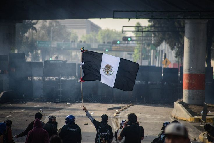 Mexico, December the 1st, 2012. Unattributed.