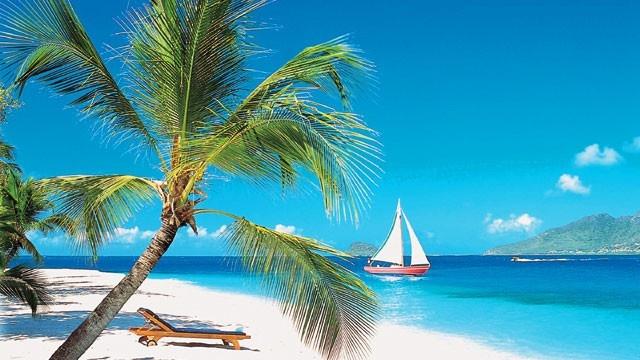 São Vicente e Granadinas, Caribe