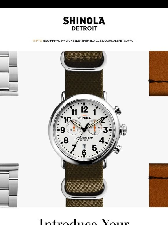 Best 25 shinola watch sale ideas on pinterest tan bag shinola on milled email newslettersshinola detroitcoupon codescouponscoupon fandeluxe Images