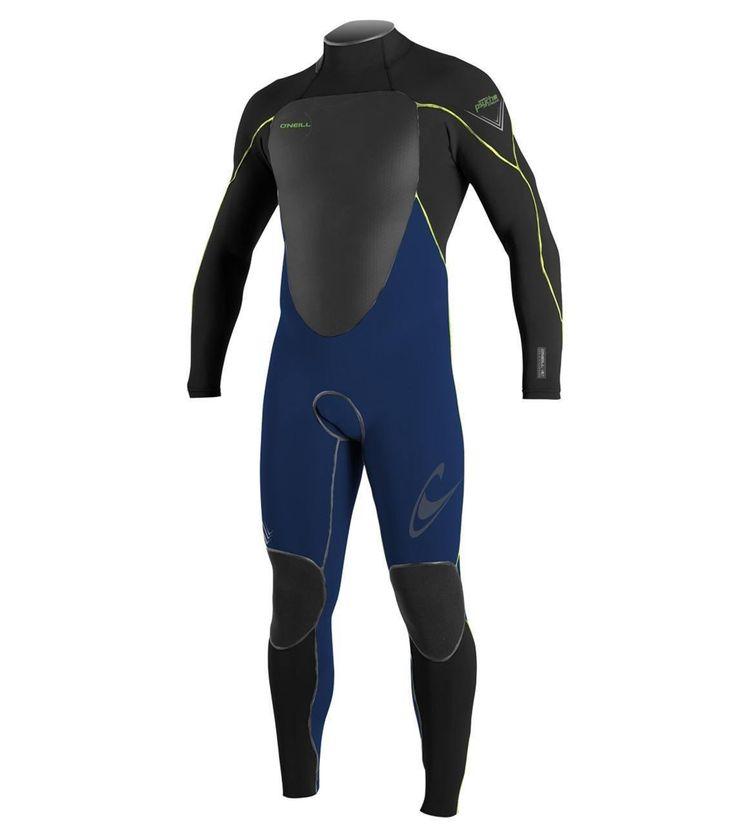 O'Neill Wetsuits Men's Psycho Freak Zen Zip 3/2 SSW, M