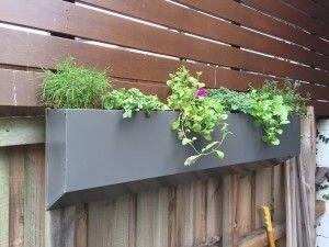 Buy Self Watering Window Boxes in Australia from Keystone Gardens.
