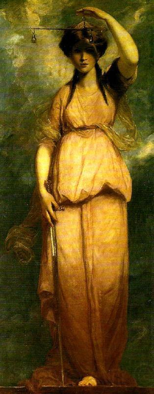 Sir Joshua Reynolds _  justice