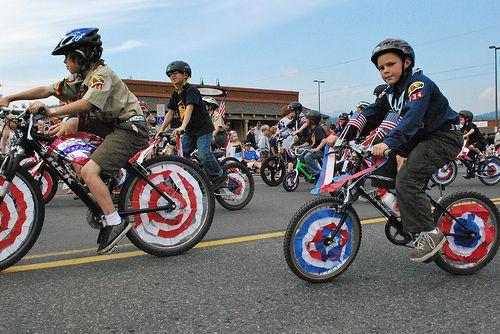 truckee july 4th parade 2013