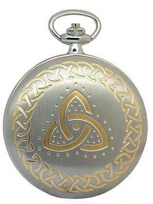 Our Triquetra Pocket Watch!
