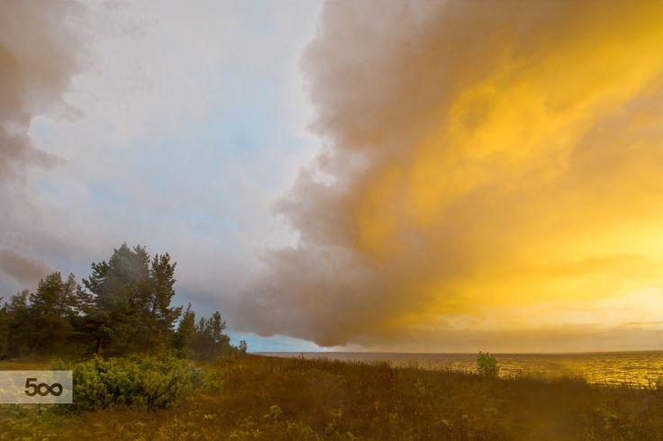 Autumn by Markku Talvipuro on 500px