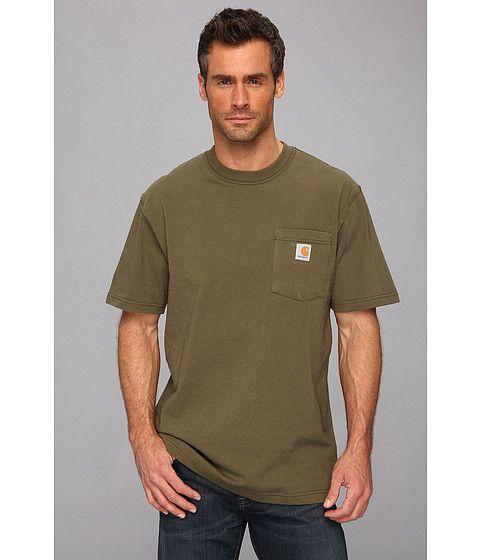 CARHARTT Workwear Pocket S/S Tee K87. #carhartt #cloth #shirts & tops