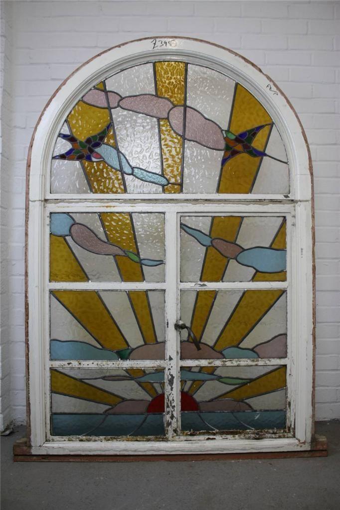 1000 images about art deco sun on pinterest sun for Art glass windows