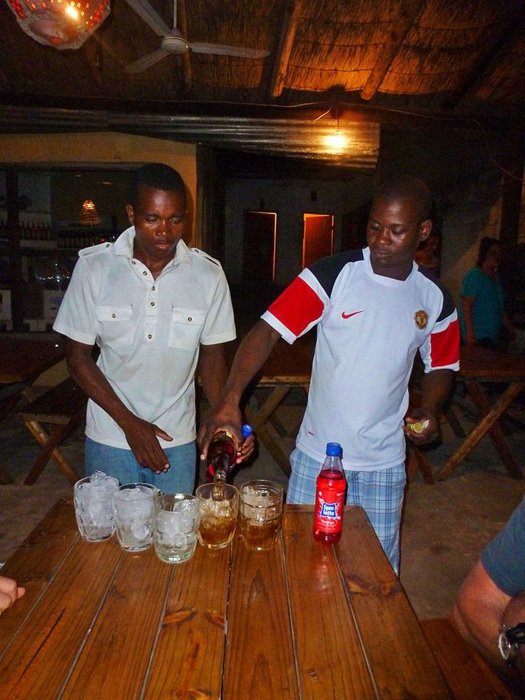 fernandos rum raspberry cocktail ponta do ouro mozambique