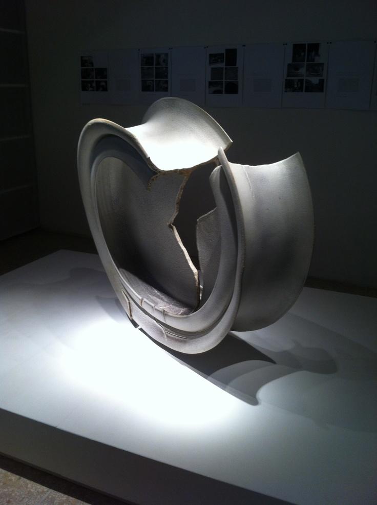 Sala della Grande Ruota foto @CoopCerImola  #carlozauli #ceramica #contemporaryceramics