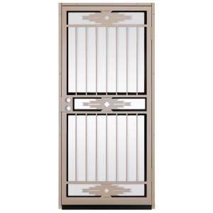 25 best ideas about steel security doors on pinterest wrought iron security doors security - Iron security doors home depot ...