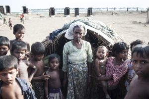 In detention for three years and without food; the Rohingya people plan their escape and accept the terrible risk | www.partnersworld.org