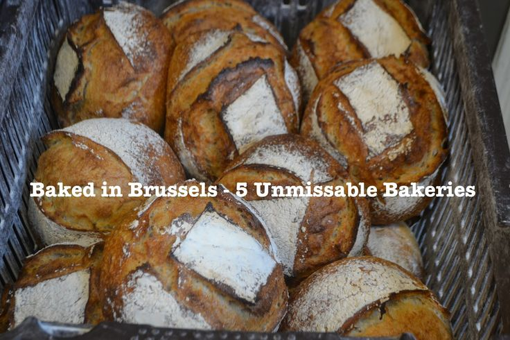My fav 5 bakeries in Brussels  http://recipe-suitcase.blogspot.be/2017/03/baked-in-brussels-5-bakeries-you-should.html