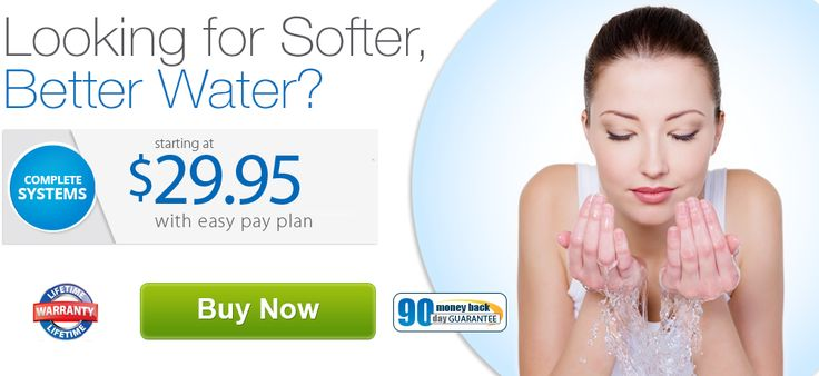 NuvoH2O | Salt Free Water Softening System
